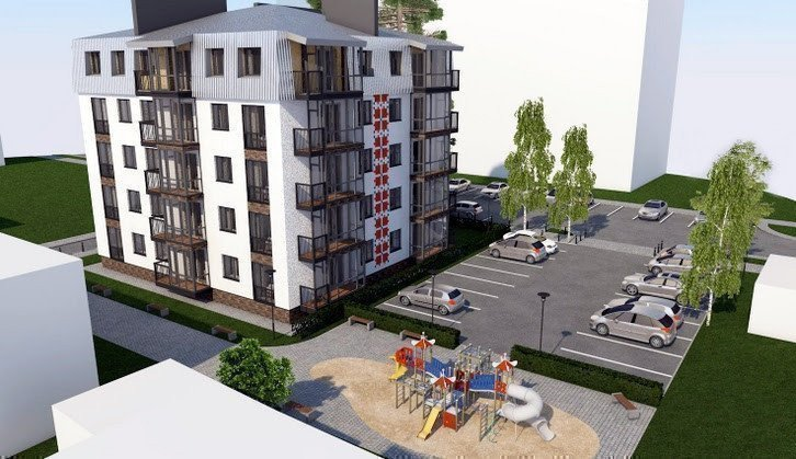 Buy an apartment in a new building Club House on Pokrovskaya