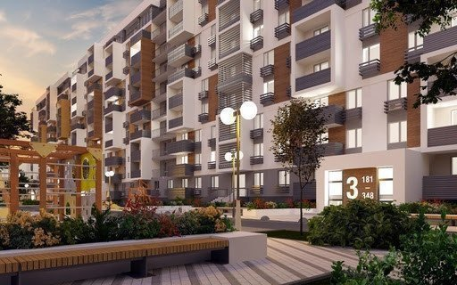Buy an apartment in a new building Vyshgorod City Park residential complex