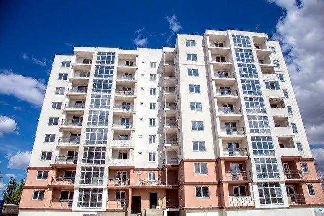 Buy an apartment in a new building Vishivanka RC