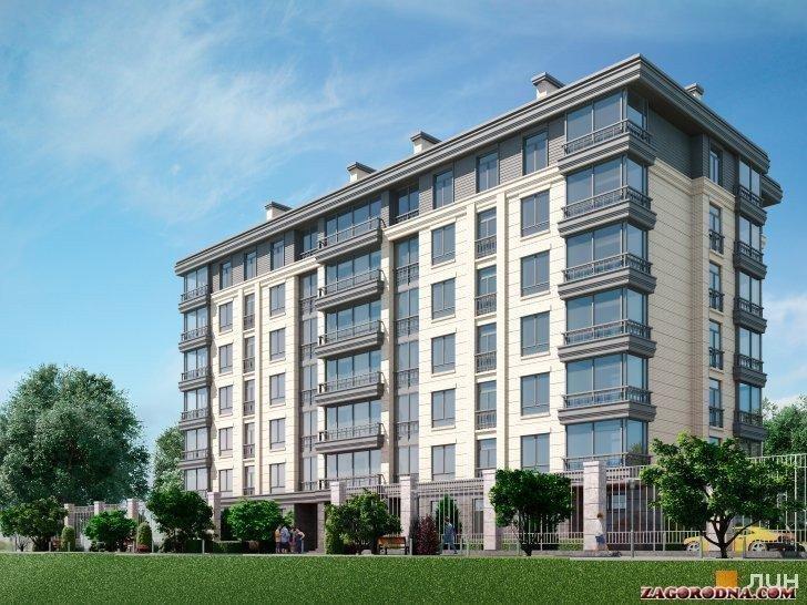 Купить квартиру в новостройке Белый дом /White house жилой комплекс