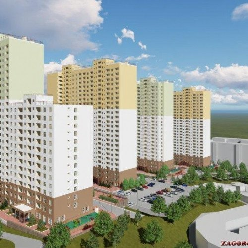 Photo: «Yaroslavichi-2» residential comlex