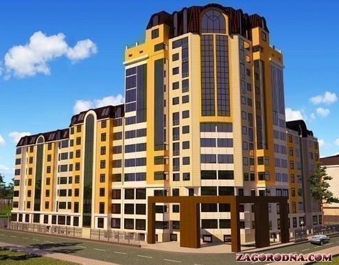 Купити квартиру в новобудові Перлина ЖК