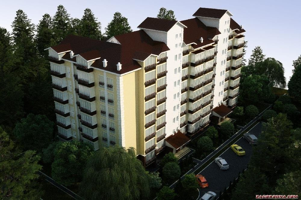 Buy an apartment in a new building Poltavskij yard