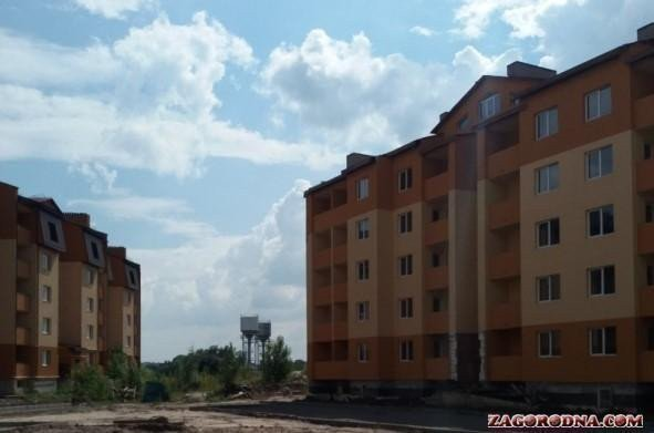 Buy an apartment in a new building Family town residential comlex