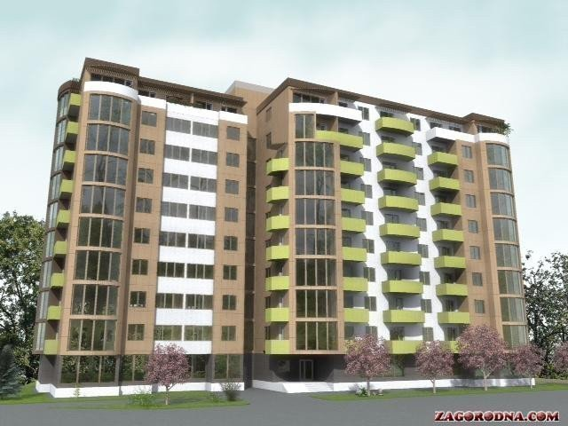 Buy an apartment in a new building Zirka Dnipra