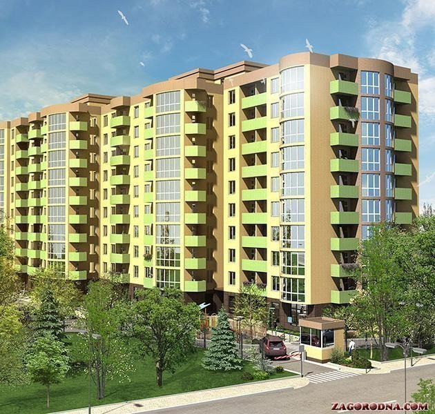 Buy an apartment in a new building Звезда Вышгорода RC