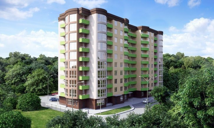 Buy an apartment in a new building Zvezdnyy residential comlex