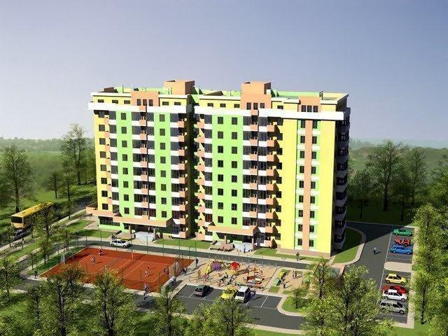 Купить квартиру в новостройке «Киевские Зори» жилой комплекс