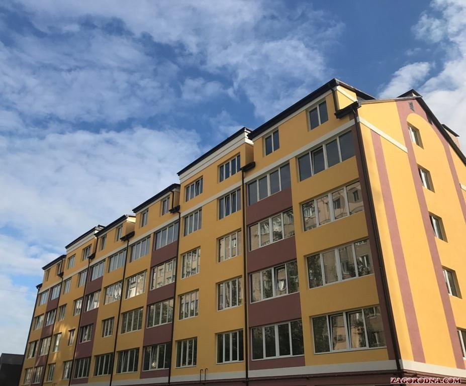 Buy an apartment in a new building New building 50 let Pobedy