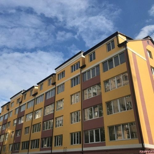 Photo: New building 50 let Pobedy