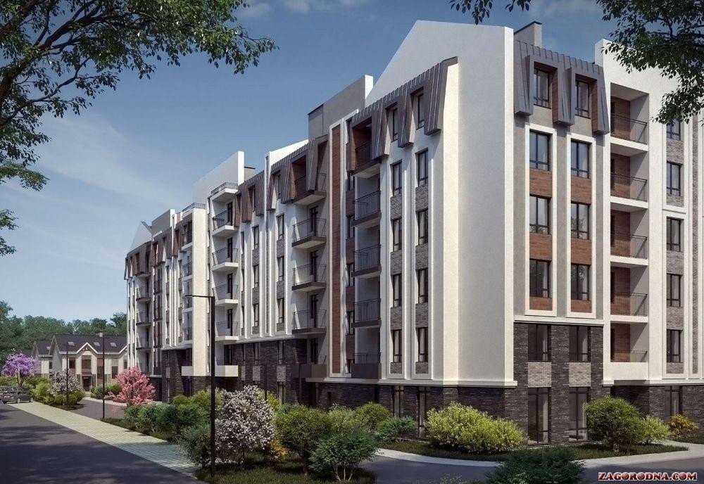 Buy an apartment in a new building «9 district» residential comlex