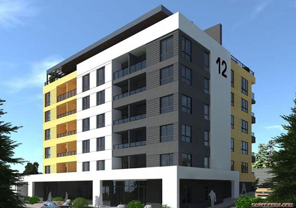 Buy an apartment in a new building Apart-Horizon residential comlex