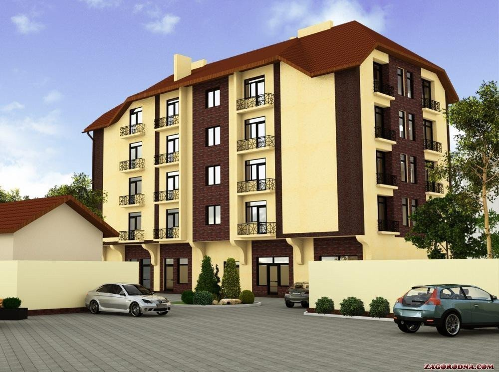 Buy an apartment in a new building «Arena Centr» residential comlex