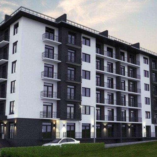Photo: «Arena Village» residential comlex