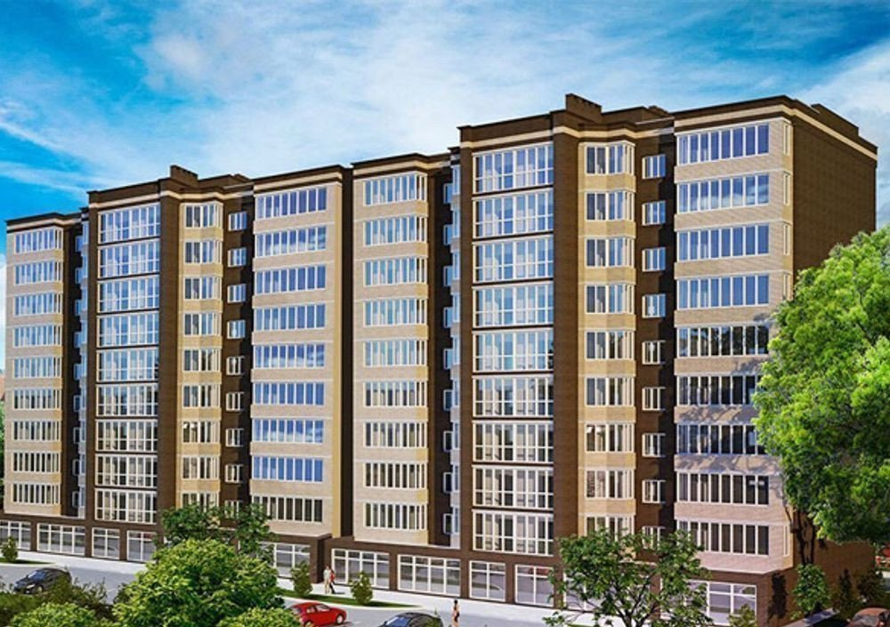 Buy an apartment in a new building «Aristocrat» RC