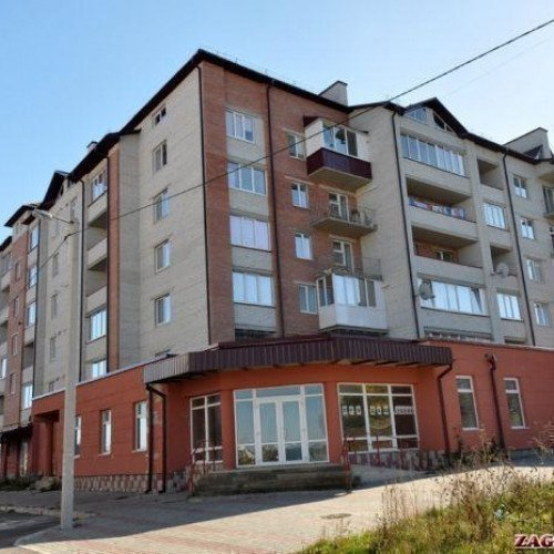«Berezovitsa» residential comlex. Photo