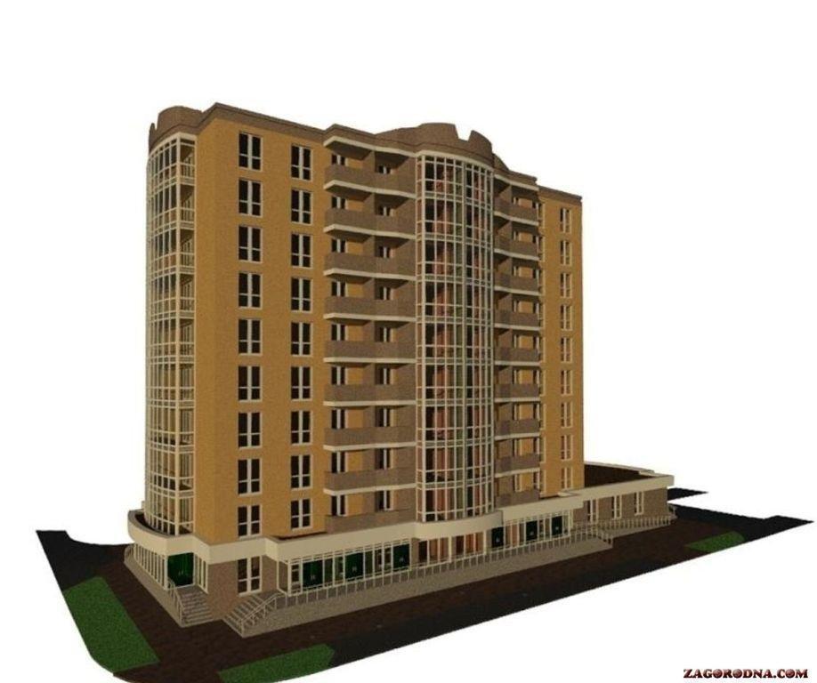 Buy an apartment in a new building New building on Major Borishchak