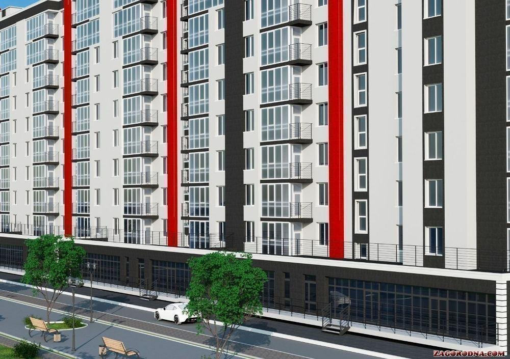 Buy an apartment in a new building «Boulevard» RC