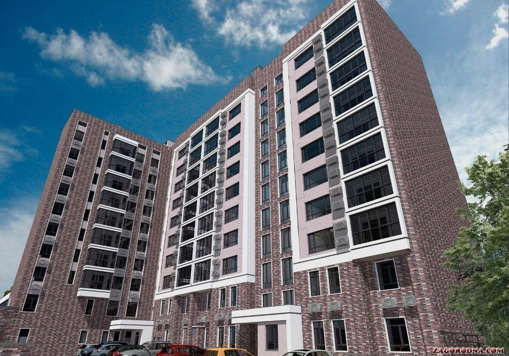 Buy an apartment in a new building Central Park residential comlex