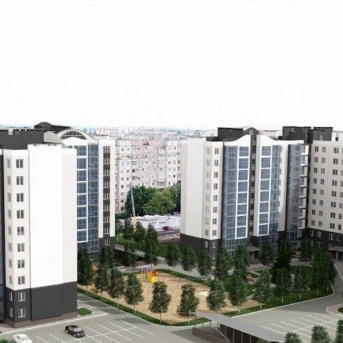 Photo: «Central» residential comlex