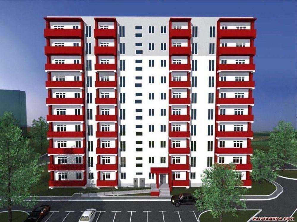 Buy an apartment in a new building Comfort House Pesochin residential comlex