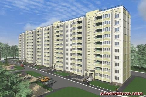 Buy an apartment in a new building RC №832