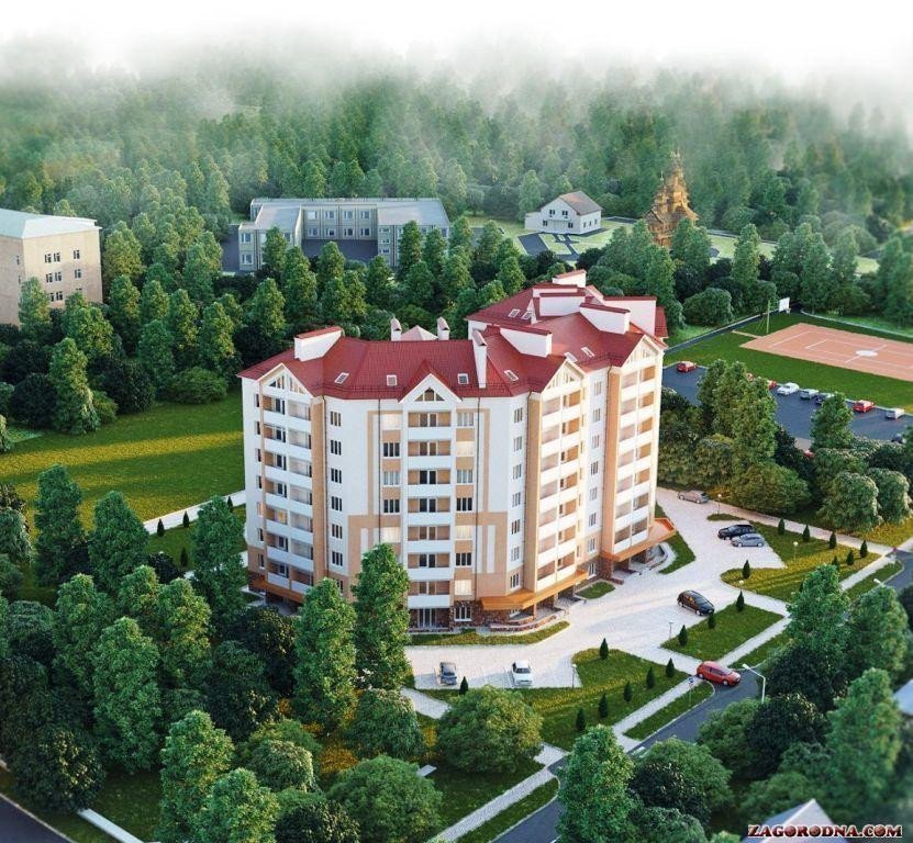 Buy an apartment in a new building «Dobrobud» residential comlex