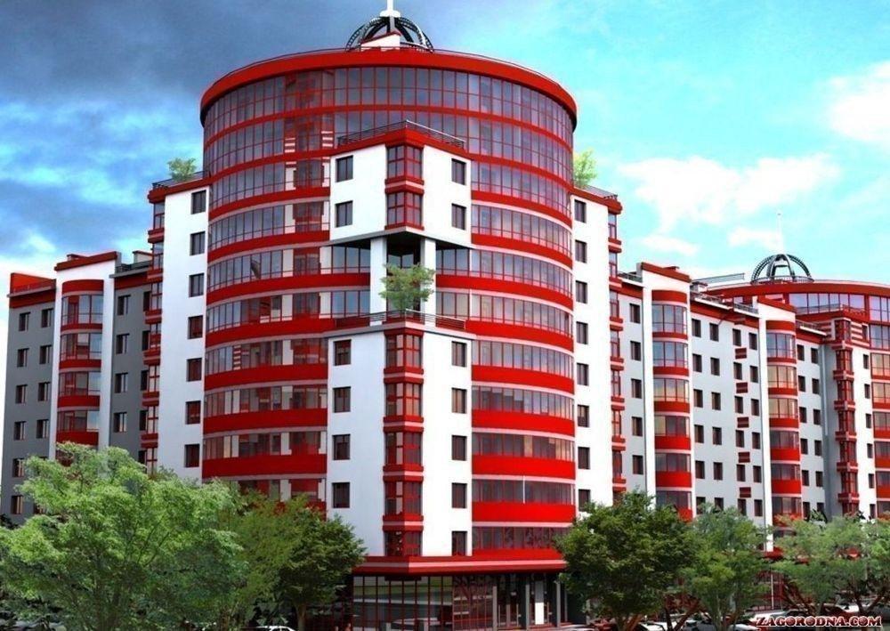 У 10 районах Івано-Франківської області будують новобудови