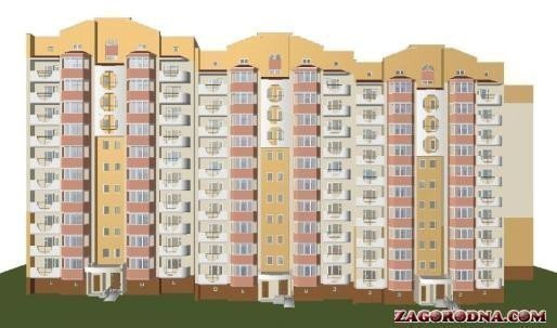 Buy an apartment in a new building New building on Magistralnaya