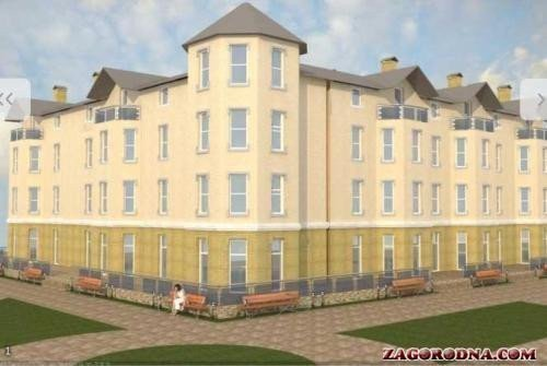 Buy an apartment in a new building Fortuna-1 residential comlex
