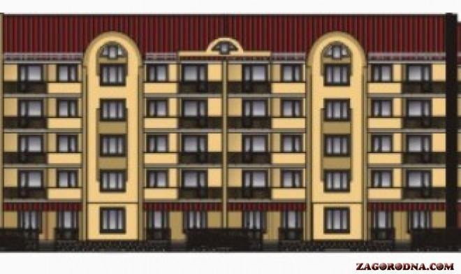 Buy an apartment in a new building residential comlex №227