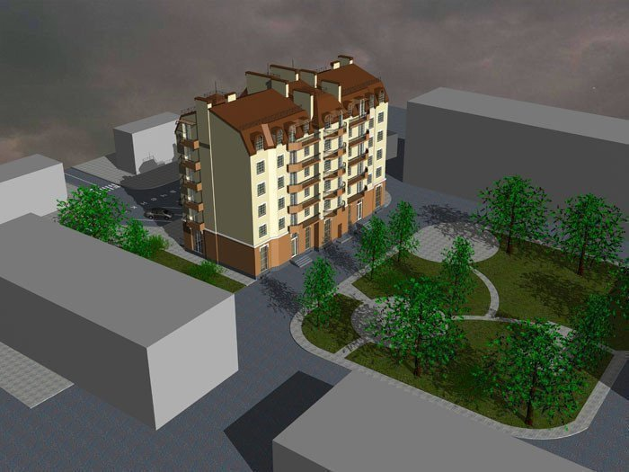 Buy an apartment in a new building RC №573