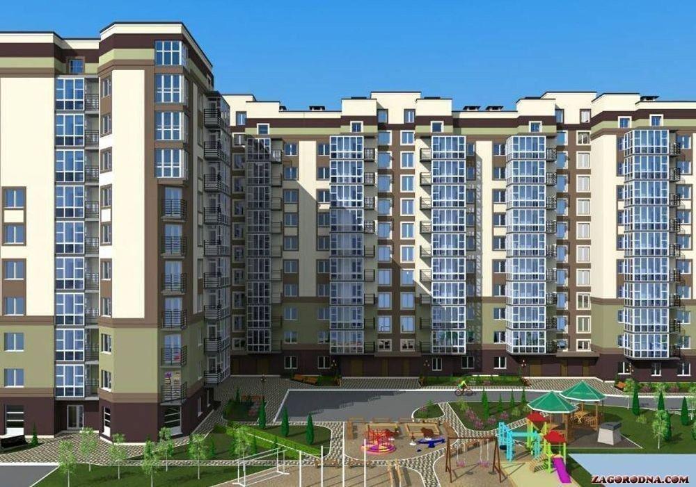 Купить квартиру в новостройке Новостройка на Героев Днепра