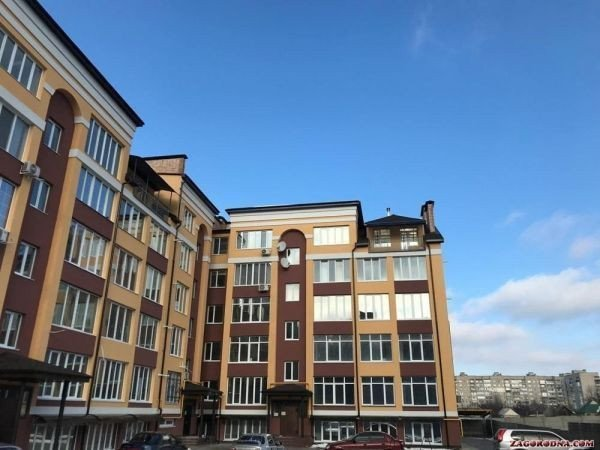 Buy an apartment in a new building New building on Getmanskaya