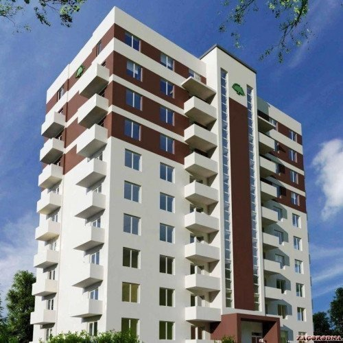 «Grushka» residential comlex. Photo