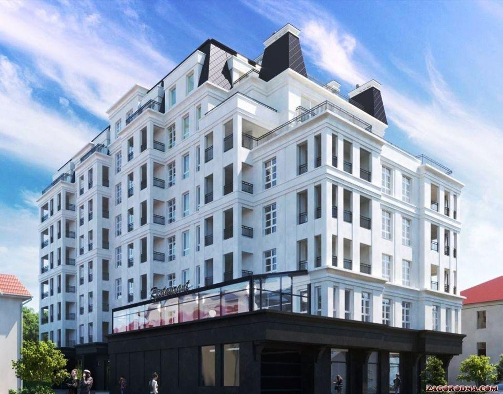 Buy an apartment in a new building «Imperial» RC