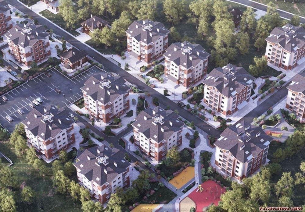 Купить квартиру в новостройке «Джем Таун» жилой комплекс