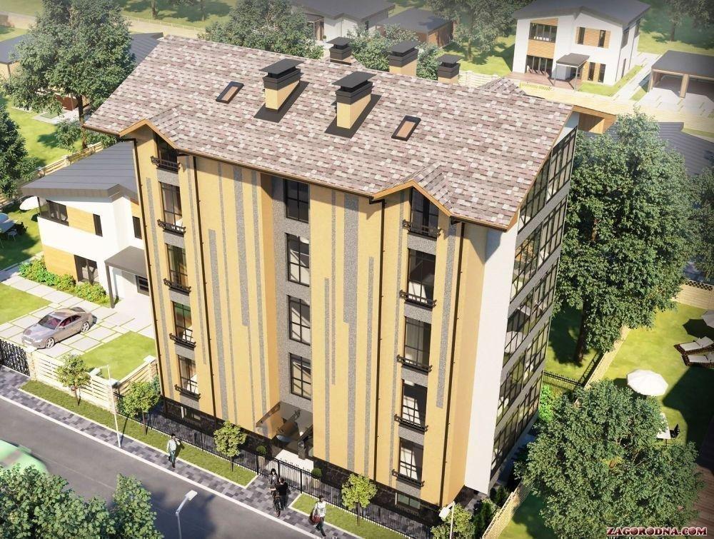 Купить квартиру в новостройке «Joy Of Life» жилой комплекс