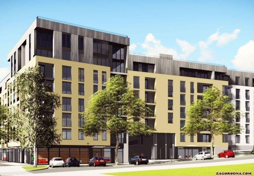 Buy an apartment in a new building «Canada» residential comlex