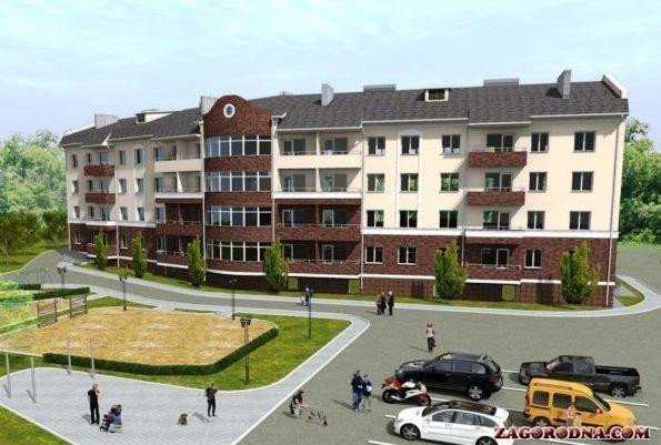 Buy an apartment in a new building «Carpathian» RC