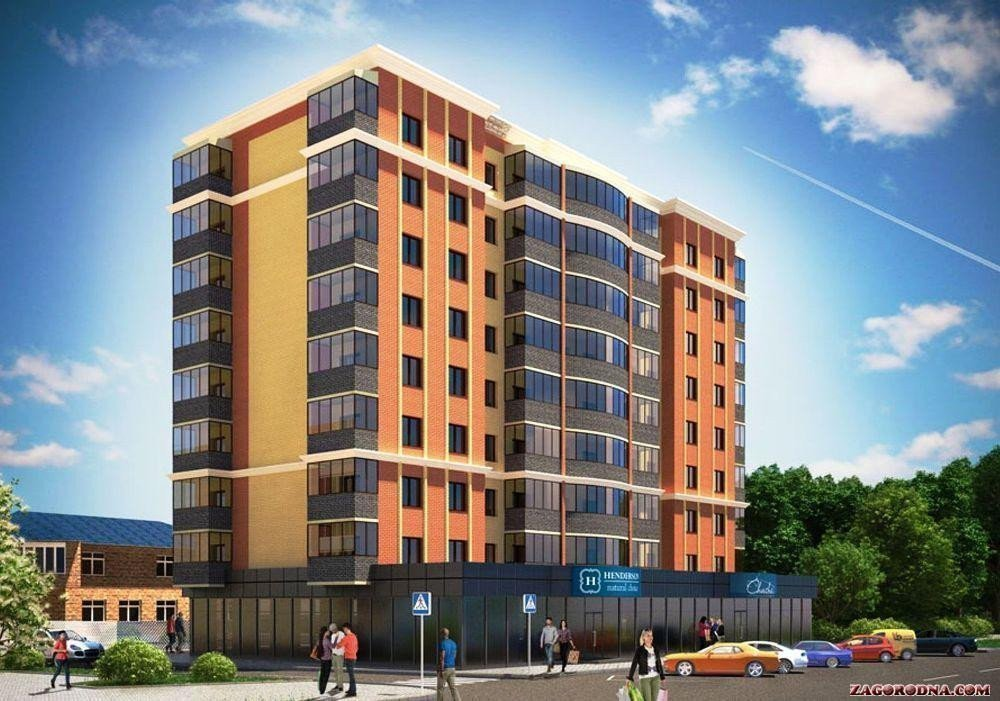 Buy an apartment in a new building Kobud residential comlex