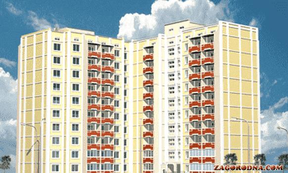 Купити квартиру в новобудові ЖК №626