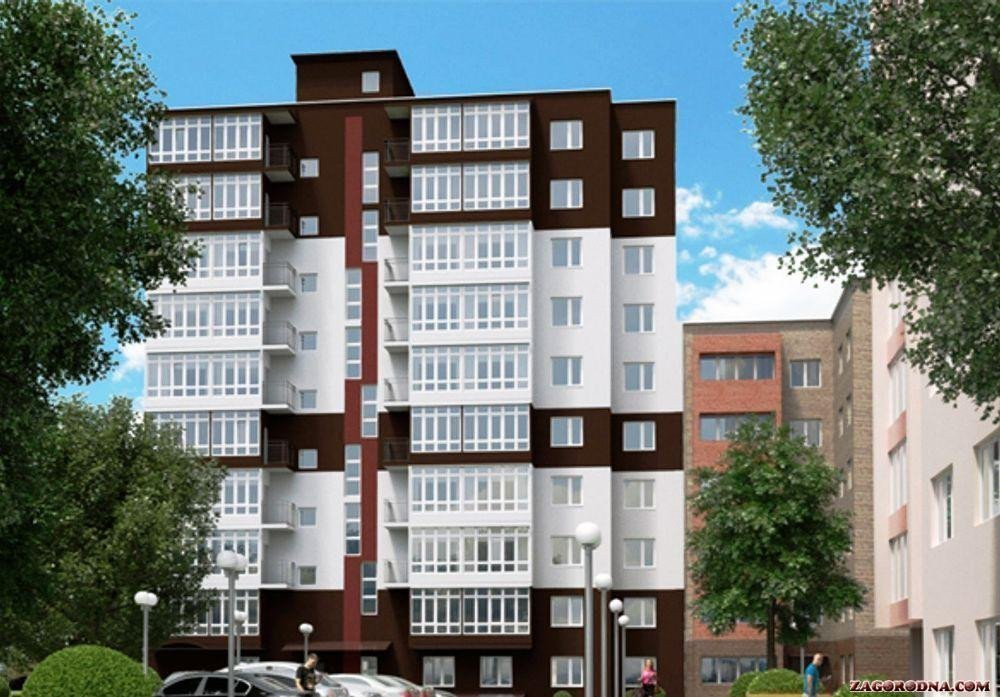 Buy an apartment in a new building «Comfort-Kamenets» residential comlex