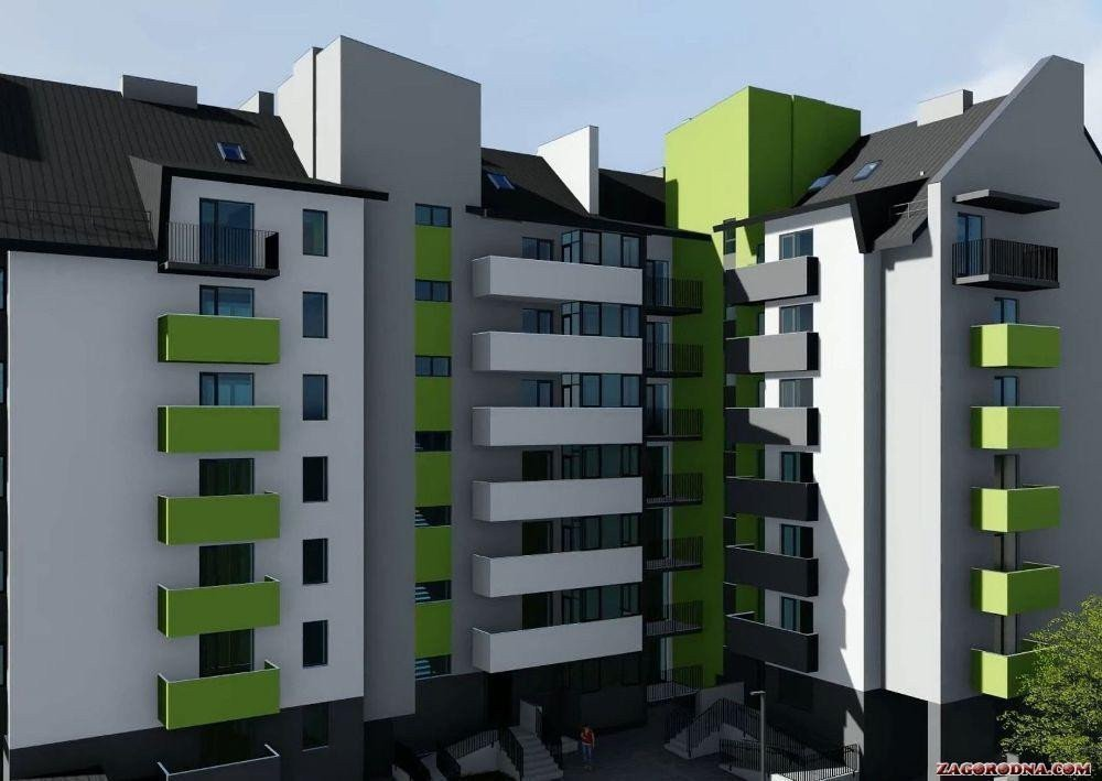 Buy an apartment in a new building Comfort Town Plus residential comlex
