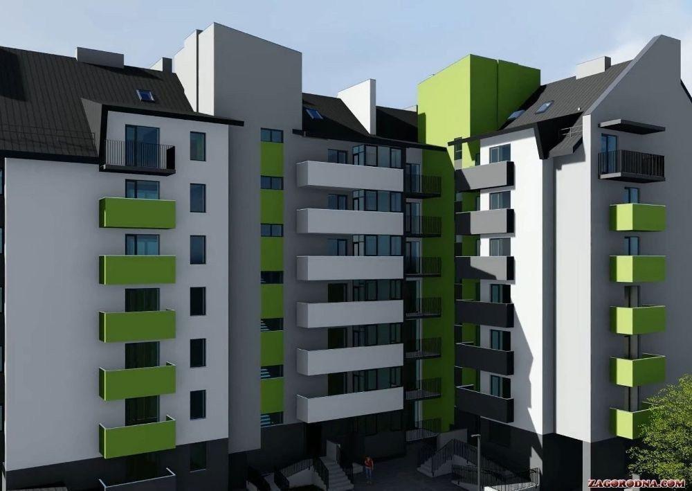 Под Тернополем строится больше всего пригородных новостроек