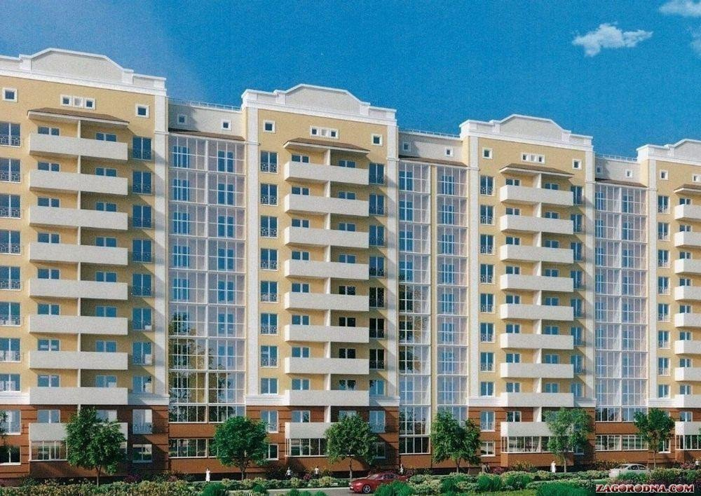 Buy an apartment in a new building New building on Koshevoy