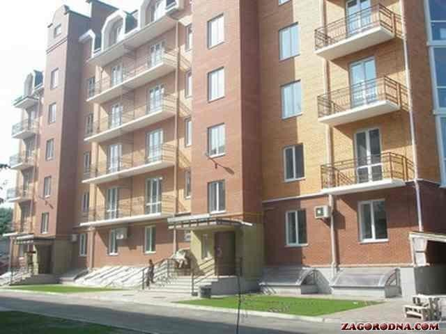 Buy an apartment in a new building residential comlex №459