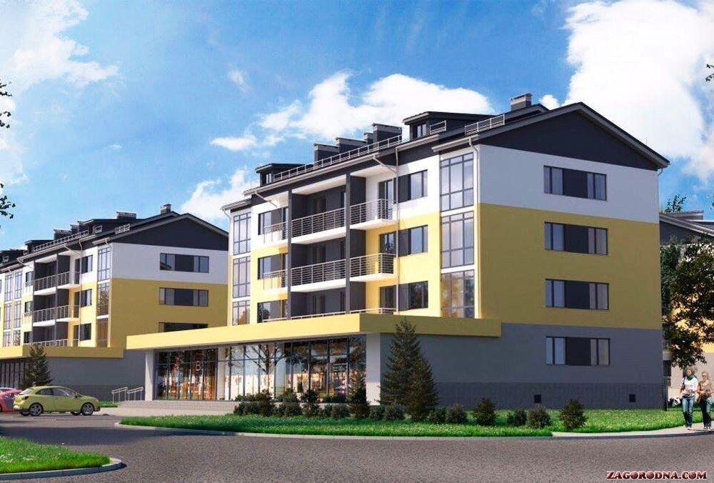 Купить квартиру в новостройке «Летичевская Брама» жилой комплекс