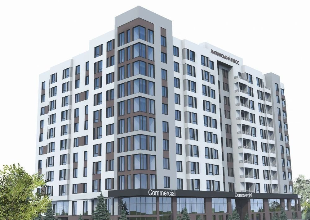 Buy an apartment in a new building «Lipinsky+» RC