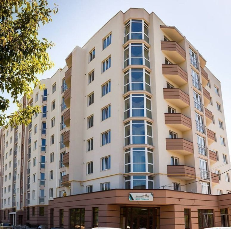 Buy an apartment in a new building «Lipinsky» RC